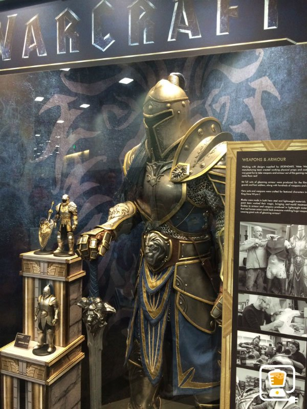 Warcraft costumes SDCC