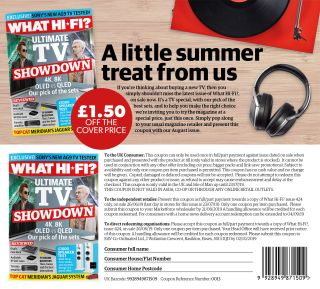 What Hi-Fi? magazine offer