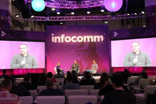 InfoComm 2018 Center Stage