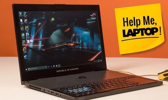 Help Me, Laptop: I Need a Quiet Gaming Laptop   Laptop Mag