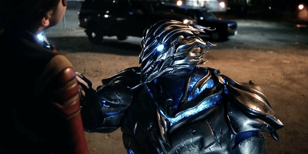 Savitar The Flash Barry CW Fight Reveal Unmask April 25th