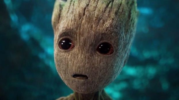 guardians of the galaxy 2 s baby groot isn t the original groot but