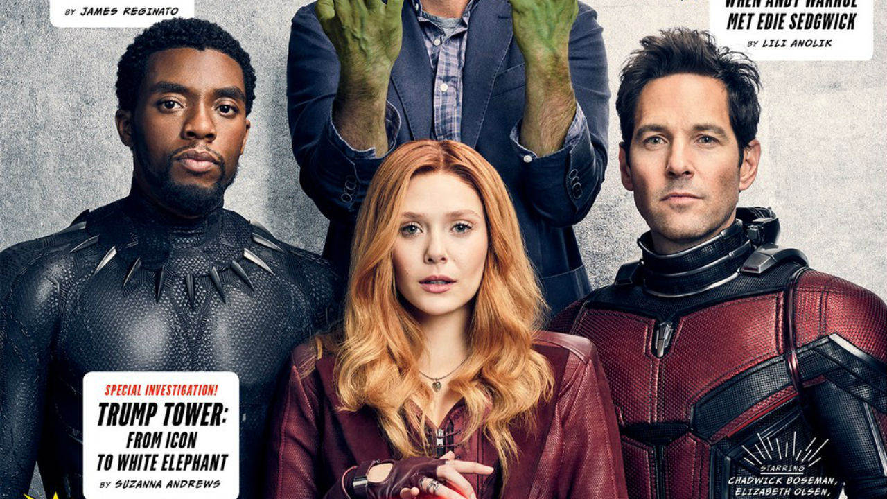 Get up close with all 32(!) members of Avengers: Infinity