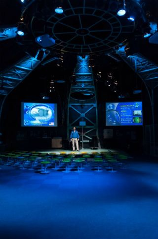 Carnegie Science Center Automated Programming