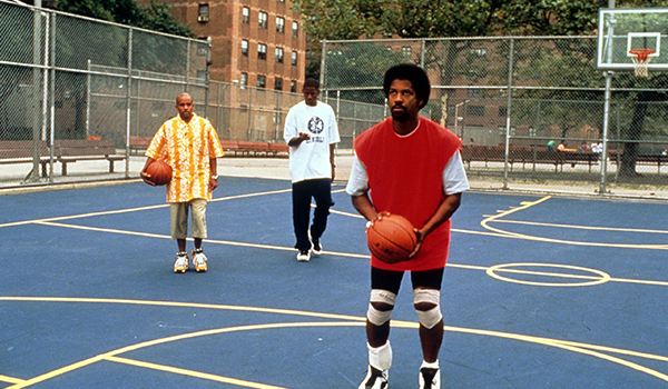 Denzel Washington in a Spike Lee Joint, He Got Game