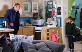 'Caught out?' Coronation Street's Colson Smith on Craig Tinker's secret obsession