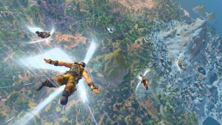 Jump into Realm Royale on PS4 and Xbox One right now, with our free