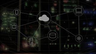 a graphical interpretation of cloud computing