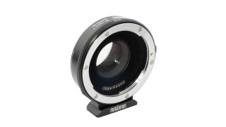 Metabones-inspired EF-M adaptor will turn a 50mm f/1.4 lens to a 40mm f/1.2