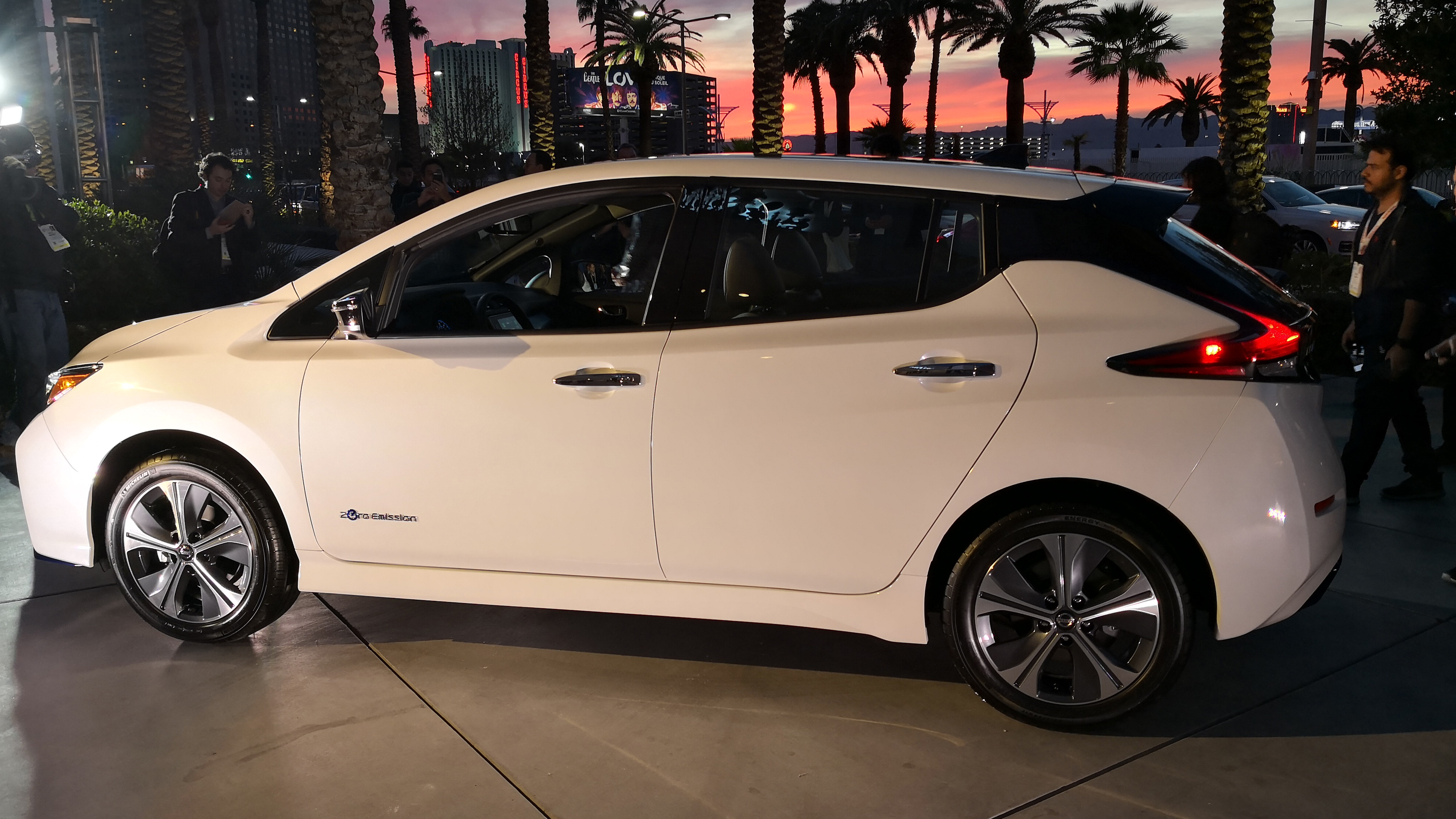 2020 Nissan Leaf Rumors Changes Design Specs And Release Date >> It S An A Plus For The New Nissan Leaf E Techradar