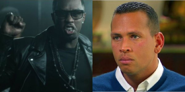 "Diddy - ""Your Love"" Music Video/ A-Rod ESPN Interview"