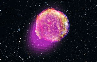 Tycho's supernova