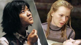 Go Ah-sung and Naomi Watts and Daveigh Chase in The Host and The Ring, two scary movies on Hulu