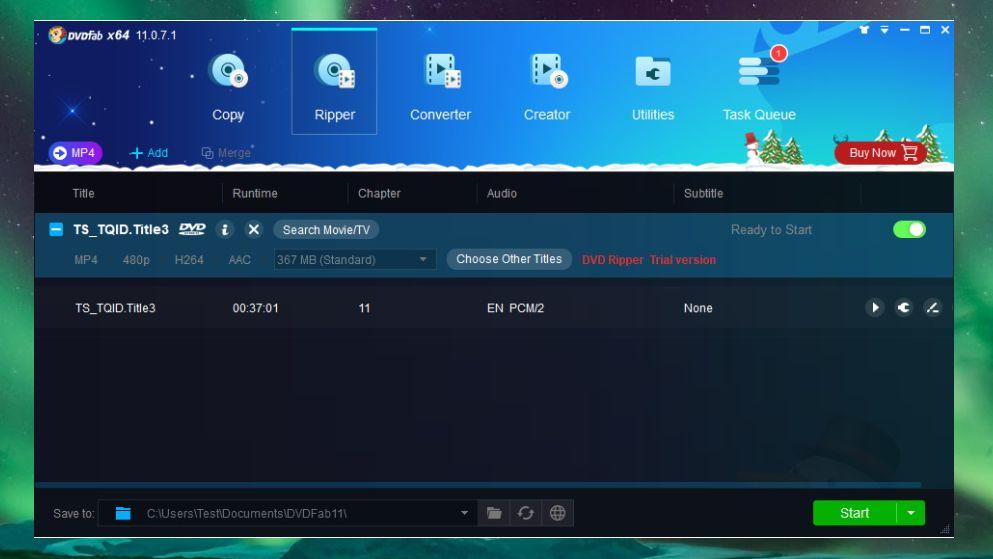 DVDFab HD Decrypter review