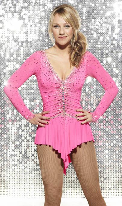 Chloe Madeley 'terrified' of Dancing on Ice solo