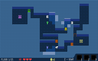 Terry Cavanagh's stealthy roguelike Tiny Heist released for