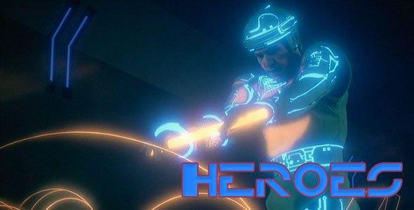 Tron heroes