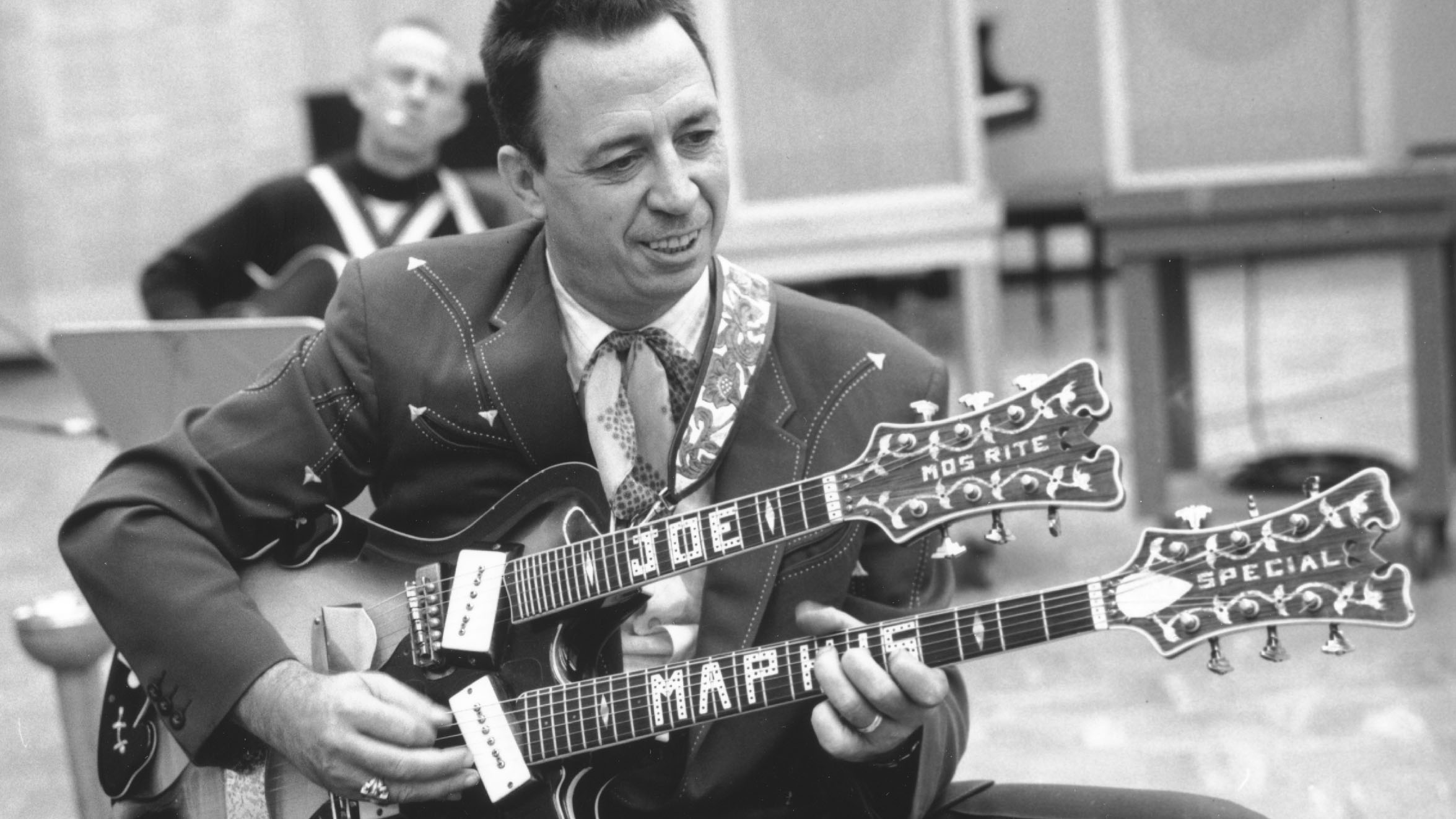 15 pioneering pickers who invented country guitar | MusicRadar