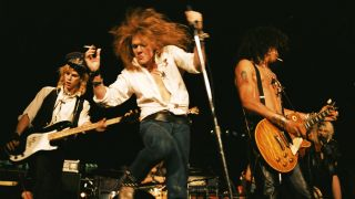 A picture of Guns N' Roses