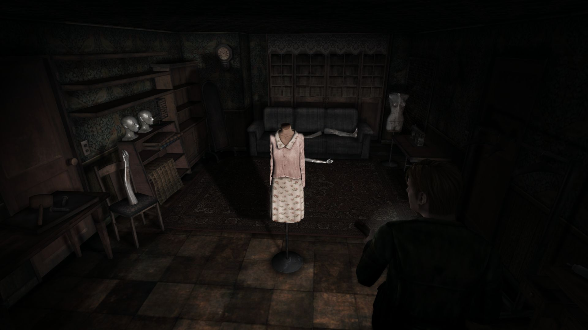 Silent Hill 2 Enhanced Edition Updates With Fixes To Shadows