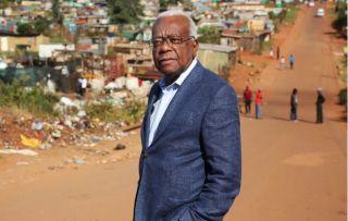TREVOR McDONALD: RETURN TO SOUTH AFRICA