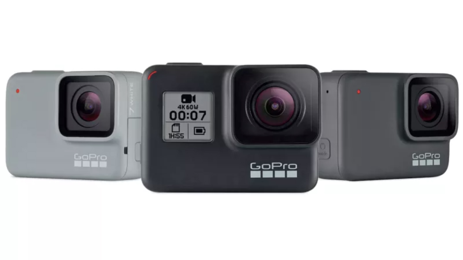 You can now trade in any old camera for £100 off a new GoPro | Digital Camera World