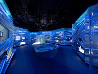 projectiondesign goes green for the new California Academy of Sciences