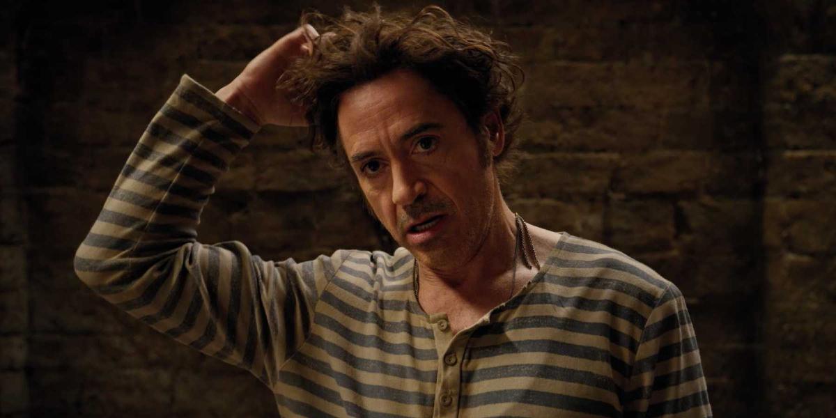 Robert Downey Jr. in Dolittle
