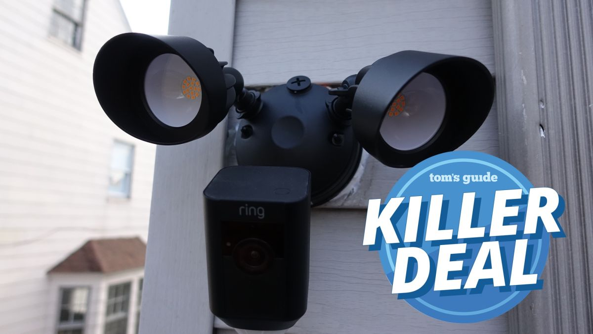 Ring Floodlight Cam price drops below $200 in Best Buy Memorial Day sale