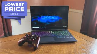Lenovo Legion 7 Gaming Laptop deal