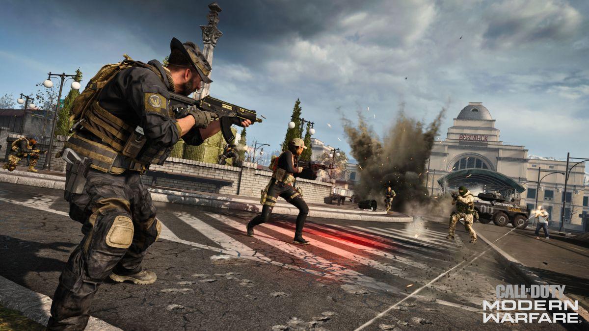 Call Of Duty Modern Warfare Season 5 Release Date Trailer