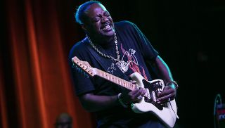 Eric Gales performs at the Neighborhood Theatre on June 11, 2021 in Charlotte, North Carolina