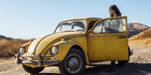 Charlie Watson and Bumblebee