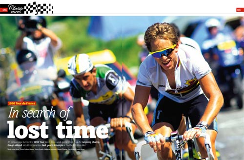 Cycle Sport July 2010 issue