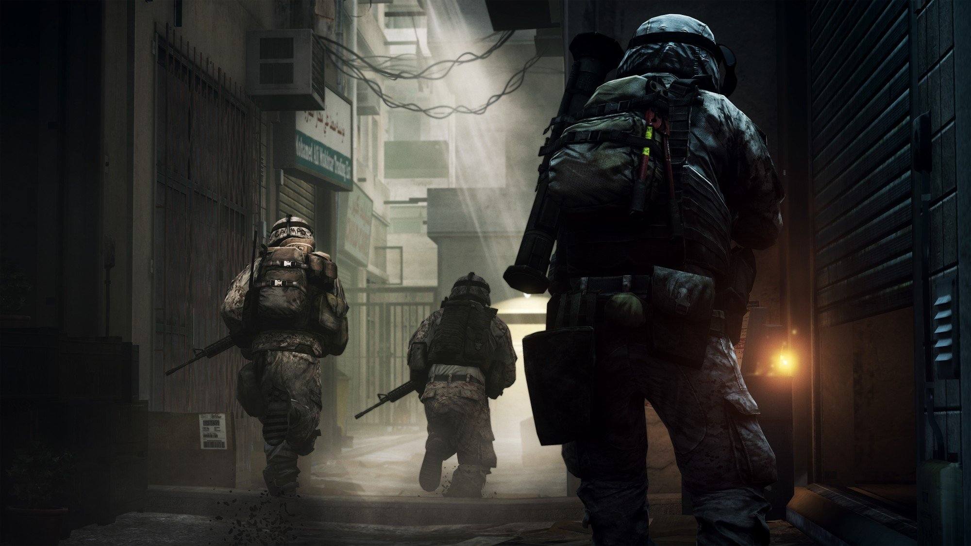 Battlefield 3 HD Concept Art And In-Game Screenshots Released #16605