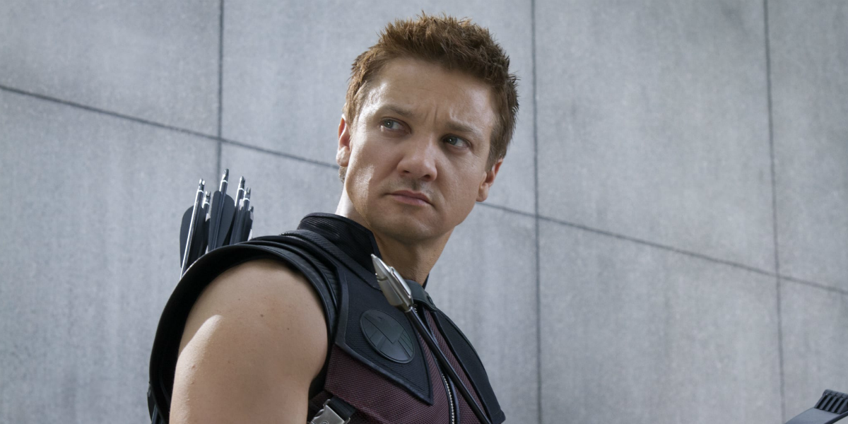 Avengers Hawkeye Clint Barton Jeremy Renner Marvel