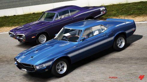 Forza Motorsport 4 Season Pass Gives You American Muscle Cars On Day One #19236
