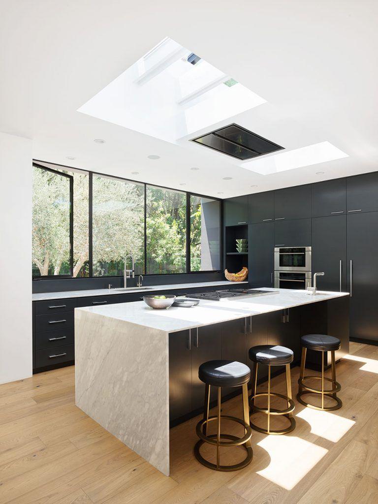 29 Of The Coolest Black Kitchen Ideas For A Modern Black Kitchen Livingetc