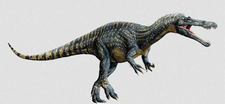 Jurassic World Will Feature These 18 Dinosaurs #8449