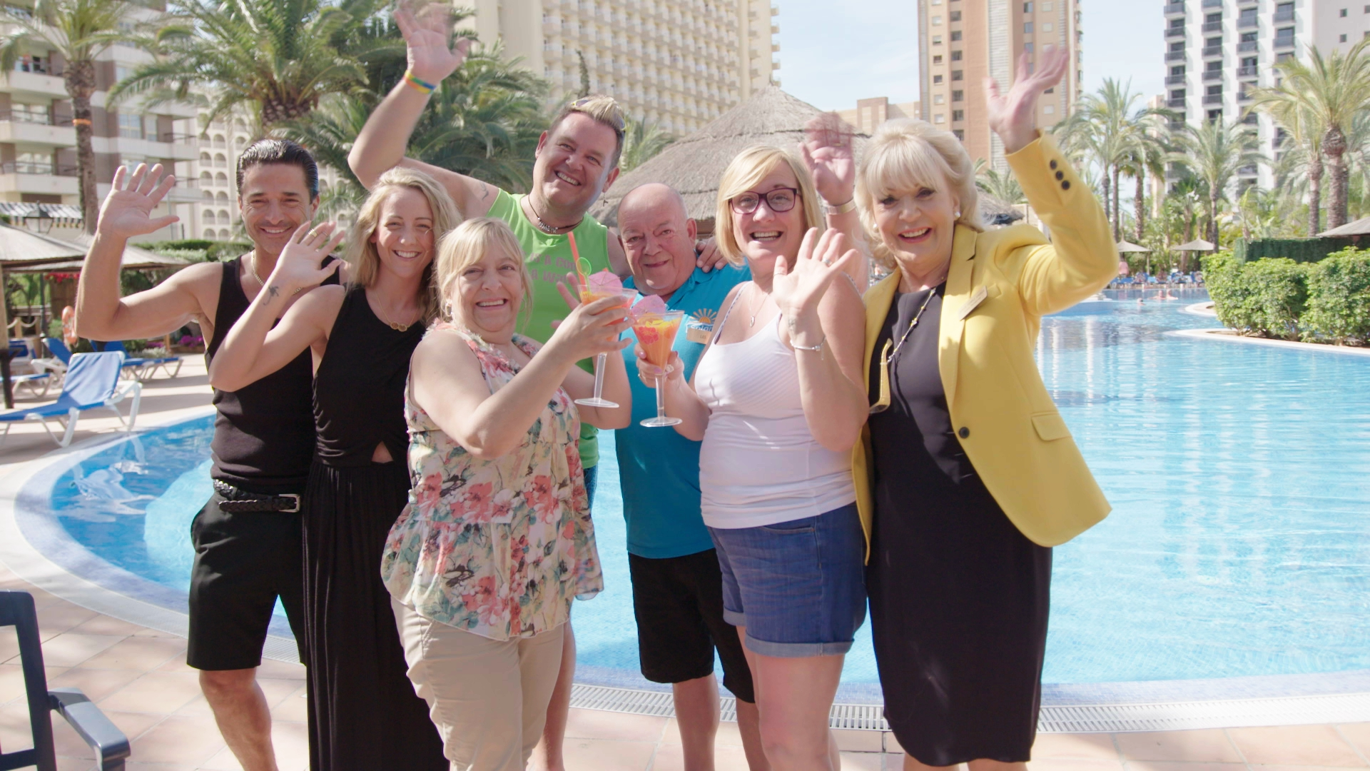Sherrie Hewson: 'It's really exciting for the Benidorm ...