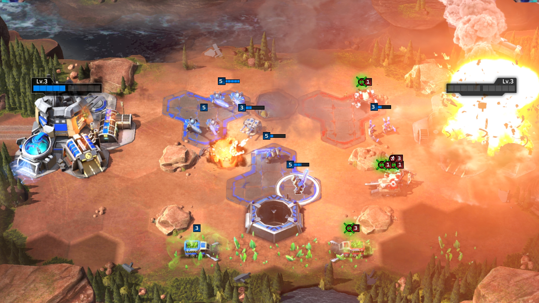 EA's Command & Conquer: Rivals mobile game isn't that bad