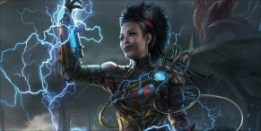 Dungeons And Dragons Is Crossing Over With Magic: The Gathering