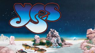 Roger Dean's artwork for Yes' Tales Of Topographic Oceans