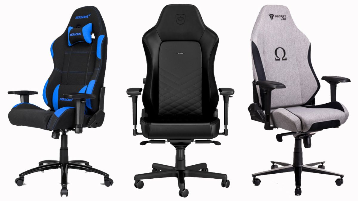 The Best Gaming Chairs In 2018 Gamesradar