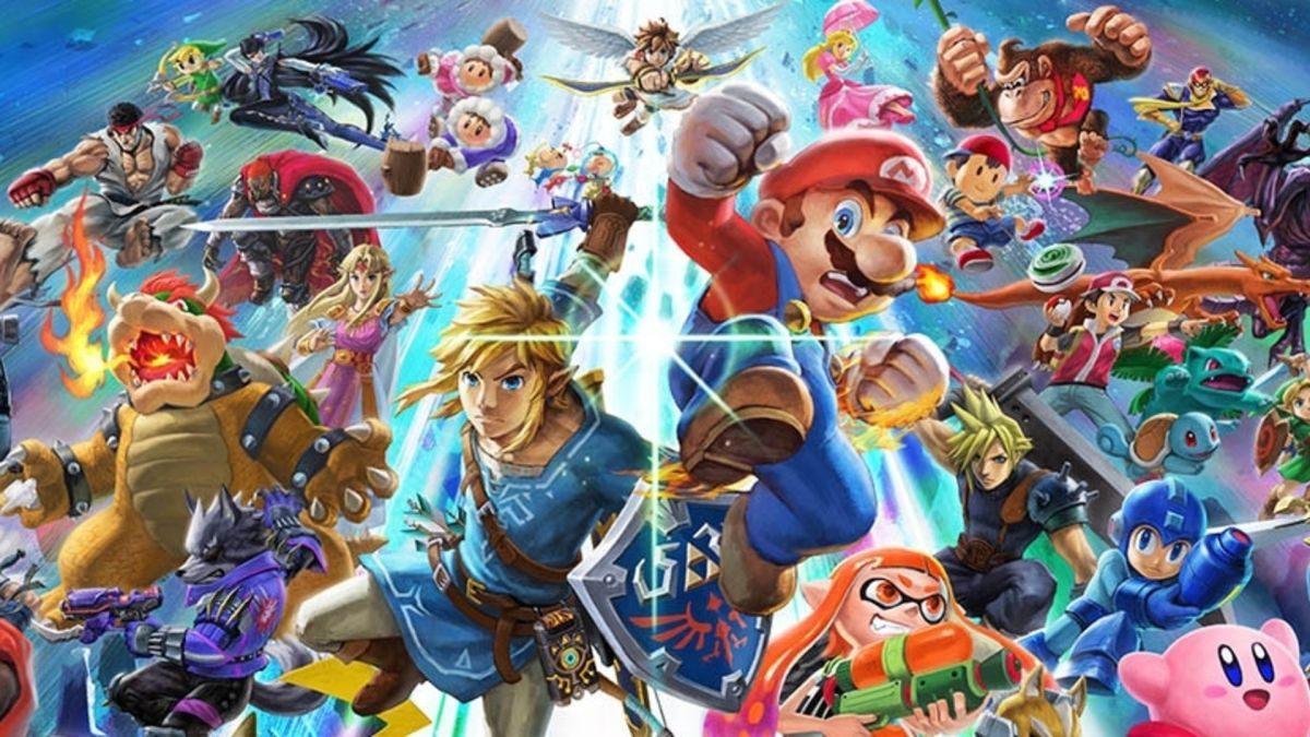 Super Smash Bros  Ultimate tier list - which characters rank the