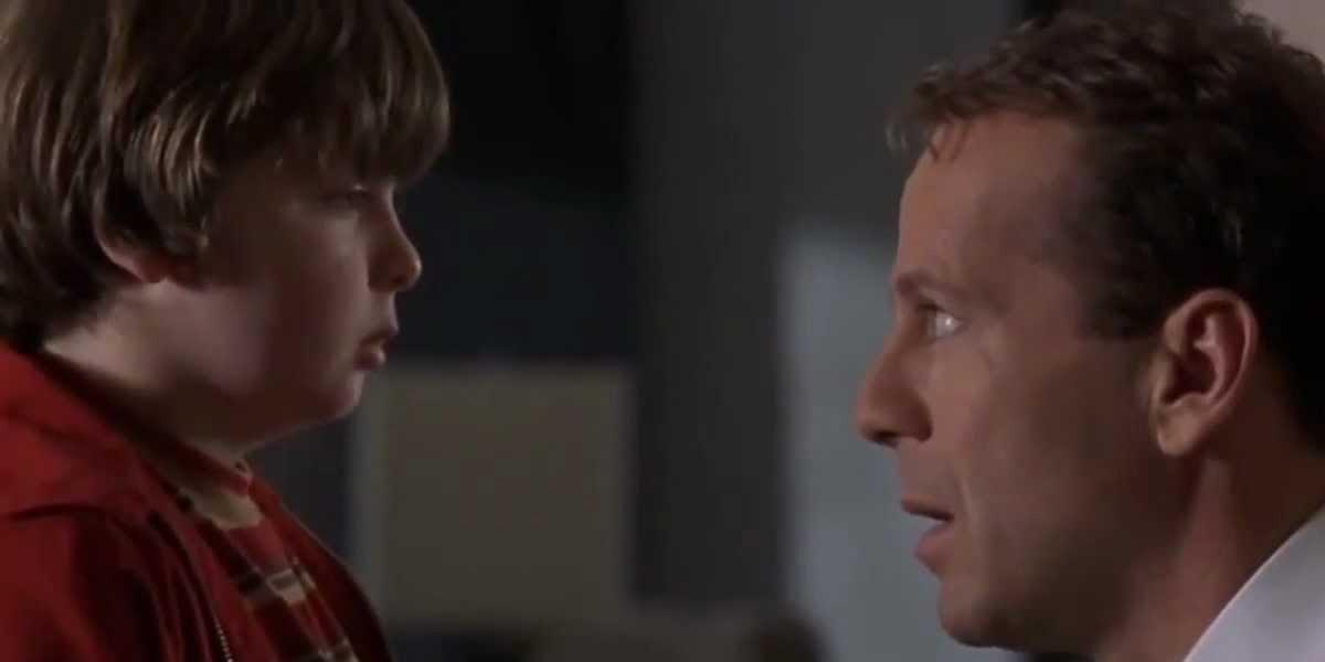 Disney's The Kid (2000) Bruce Willis Spencer Breslin