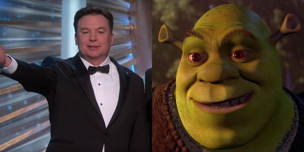 Mike Myers - Oscars 2019/Shrek