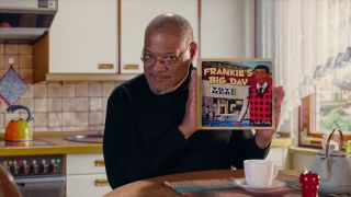 Laurence Fishburne as Pops in ABC's 'black-ish'
