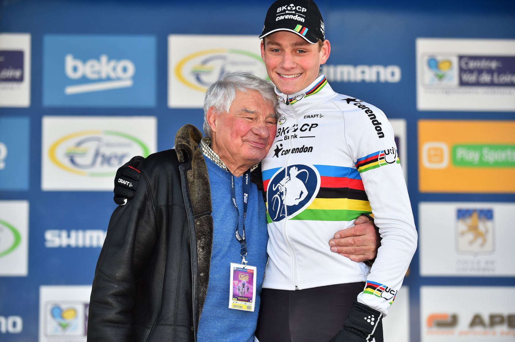 He will have to ride the Tour de France in future&39; says Mathieu van der Poel&39;s grandfather ...