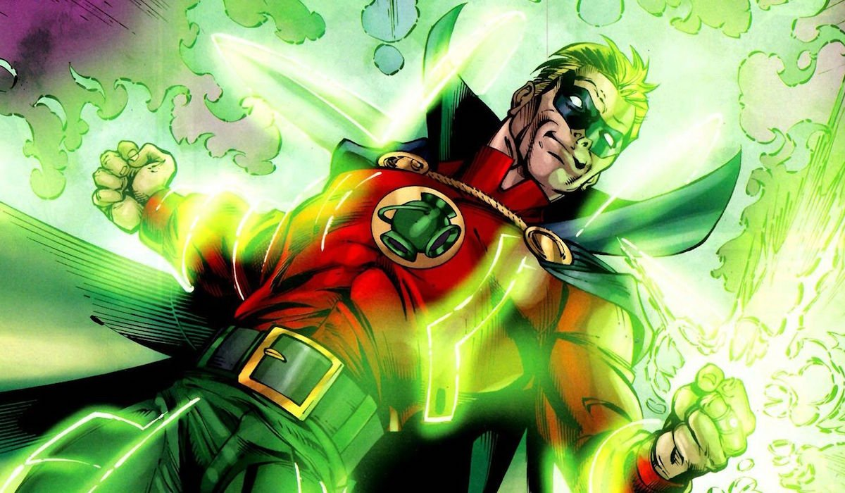 Alan Scott DC Comics